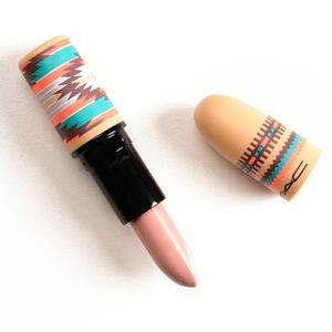 "LE MAC x vibe tribe ""arrowhead"" lipstick"